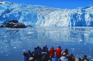 Gletscher-Alaska