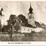 002 Erste Pfarrkirche von Traun - die heutige Schlosskapelle