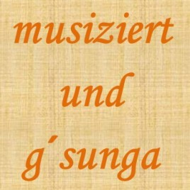 Logo Musiziert und gsunga
