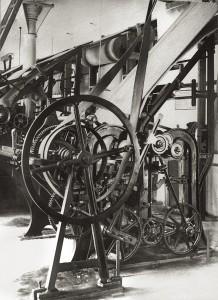 1-E1 Druckmaschine um 1845