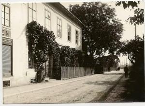 A 1915 Sommer, Ev. Schule, Bahnhofstraße