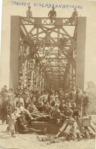 A2a Eisenbahnbrücke 1906