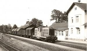 A8 Bahnhof